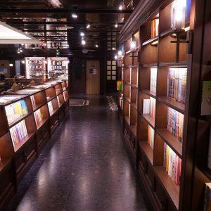圖書展示空間