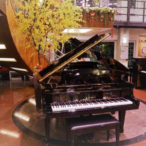 鋼琴展示間