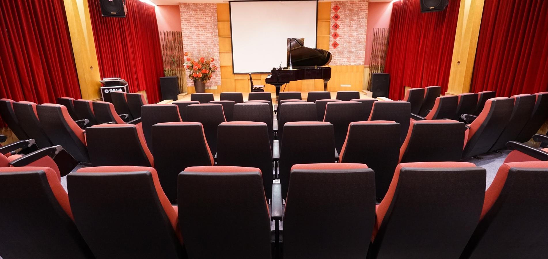 小型國際音樂廳